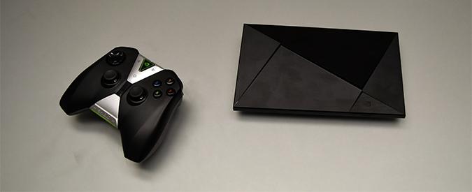 NVIDIA Shield Android TV, la nostra prova: ottimo design, ma prodotto poco adatto a connessioni lente