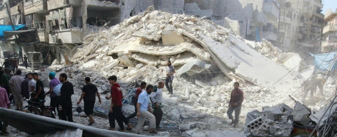 Siria, dopo la tregua feroci scontri ad Aleppo .'136 bimbi uccisi nell'ultimo mese da bombe a grappolo'