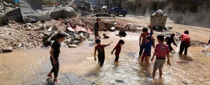 Siria, veto della Russia sulla bozza di risoluzione Onu per il cessate il fuoco