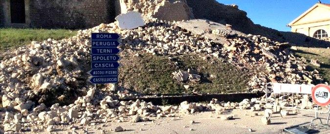 Sisma Centro Italia, scossa più forte dal 1980. Tra più potenti degli ultimi 110 anni