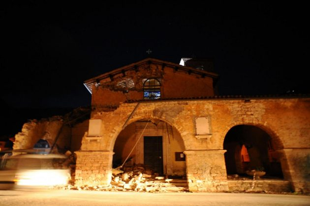 Terremoto a Visso: il giorno dopo