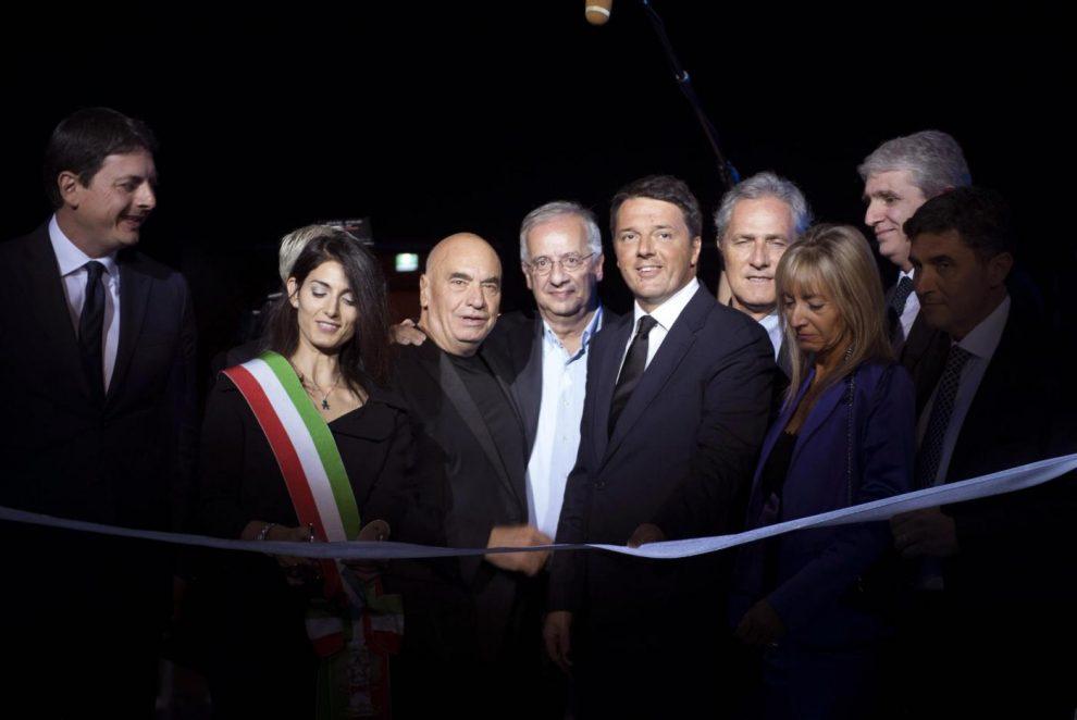 Dentro la Nuvola di Fuksas, il nuovo centro congressi di Roma