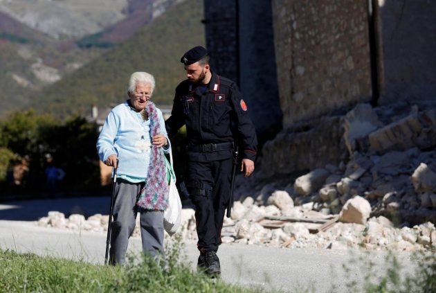 Centro Italia, nuove forti scosse di terremoto