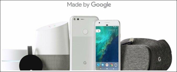 Google Pixel e Pixel XL sfidano gli smartphone Apple: prezzo da 649 dollari