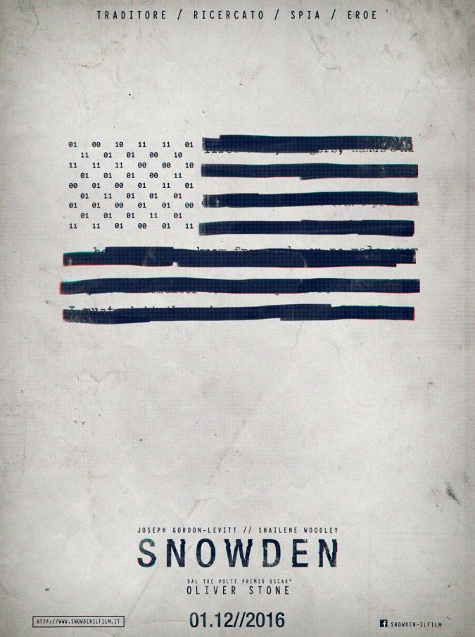 Snowden, traditore o eroe? Il premio Oscar Oliver Stone racconta l'uomo che svelò il Datagate