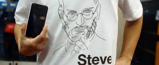 Steve Jobs, prima ti odiavo. Poi con quell'iPhone sono entrato in casa tua