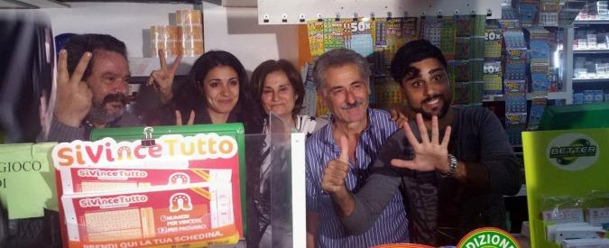 Superenalotto, è uscito il 6 da 163 milioni di euro: biglietto venduto a Vibo Valentia. È la seconda vincita di sempre
