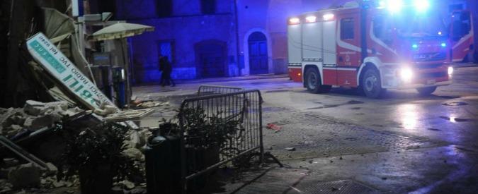 Terremoto, due indagati per i danni all'ospedale di Amandola: sono accusati di disastro colposo e frode