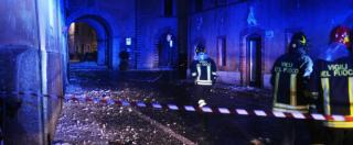 """Terremoto, due forti scosse in tutta l'Italia centrale: magnitudo 5.4 e 5.9. Epicentro in Marche e Umbria. """"Ci sono crolli"""""""