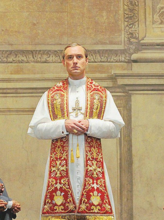 Nastri d'argento 2017, The Young Pope è il Nastro dell'anno: la prima volta di una serie tv