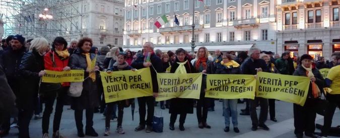 Giulio Regeni, rissa in consiglio comunale a Trieste per lo striscione rimosso