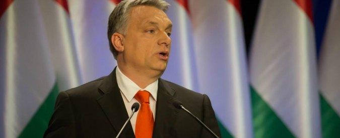 """Ungheria, Orban: """"Renzi nervoso"""". Premier: """"Noto preoccupazione, ma l'Italia non è più un salvadanaio"""""""