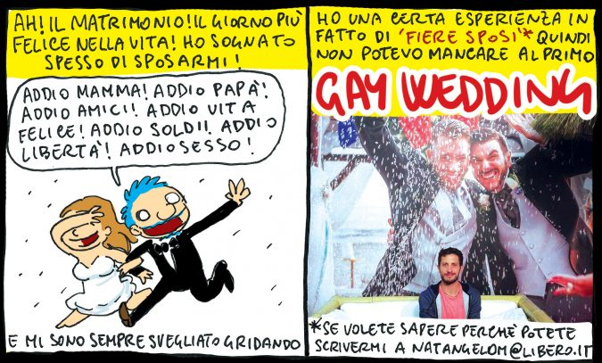 Il mio primo Gay Wedding