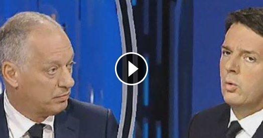"""Renzi vs Gomez: """"De Luca su Bindi? Parole sbagliate, ma lui è un campione dell'antimafia"""""""