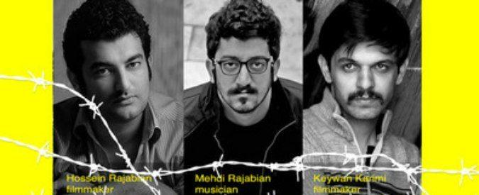 Iran, due artisti in carcere per censura. Un appello per non dimenticare