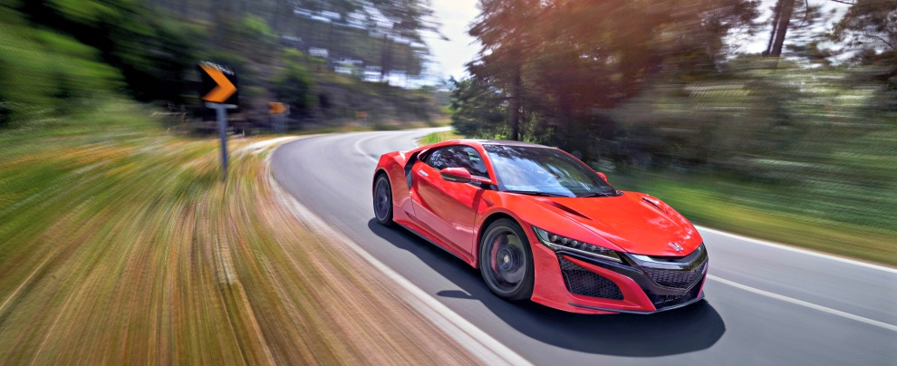 Honda Nsx, la prova de Il Fatto.it – la Ferrari del Sol Levante sbarca in Europa – VIDEO