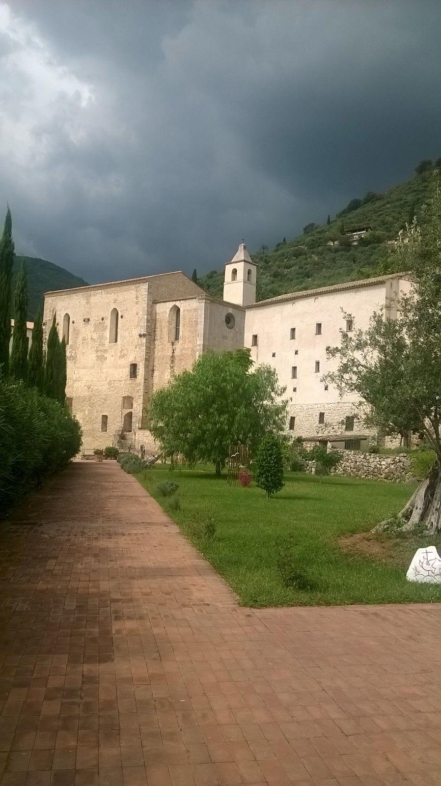 Fondi: monastero di San Magno