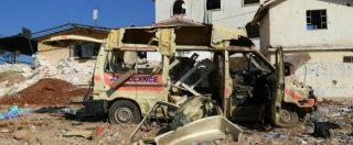 """Siria, bombe sugli ospedali di Aleppo est: """"Tutti fuori uso"""". Stati Uniti contro Damasco e Mosca: """"Raid atroci"""""""
