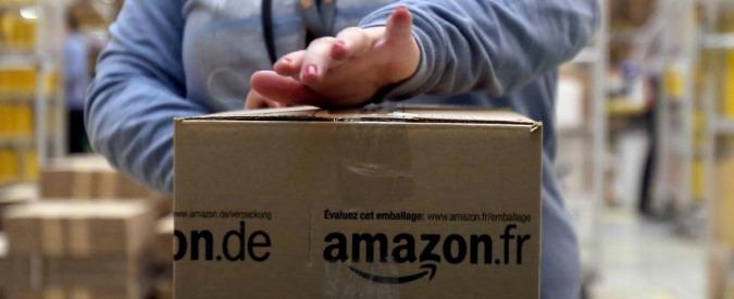 """Amazon, la Guardia di Finanza: """"In 5 anni ha evaso 130 milioni di tasse in Italia"""""""