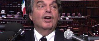 """Riforme, Brunetta: """"Rinvio referendum? Fantapolitica da politicanti da strapazzo"""""""