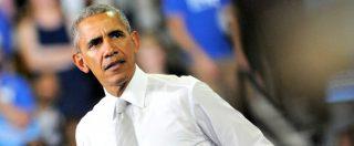 """Usa 2016, Barack Obama contro l'Fbi sull'Emailgate: """"Un'inchiesta non può basarsi su illazioni e fughe di notizie"""""""