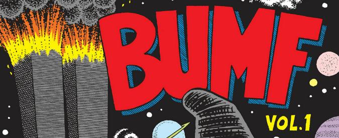 Bumf, il fumetto di Joe Sacco in cui Richard Nixon diventa Obama