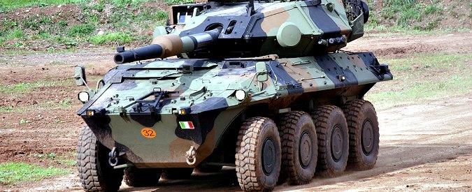 Armi, Parlamento dà l'ok all'acquisto di tank ed elicotteri d'attacco per 1 miliardo
