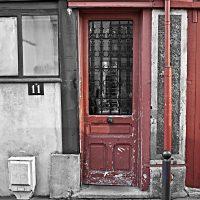 """Citè Falguiere, Parigi: qui fu uno degli atelier di Modigliani. Qui incontrò Brancusi, che lo avviò alla scultura (foto dalla mostra """"I luoghi di Modigliani tra Livorno e Parigi"""")"""