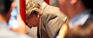 Usa 2016, seggi aperti. Clinton vota a New York: 'Grande responsabilità'. Trump: 'Riconoscere sconfitta? Vedremo'