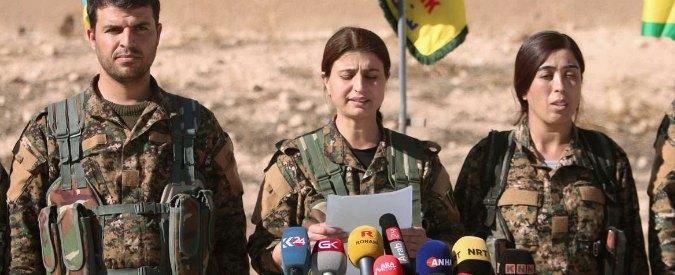 """Siria, curdi: """"E' iniziata la grande battaglia per liberare Raqqa dallo Stato Islamico"""""""