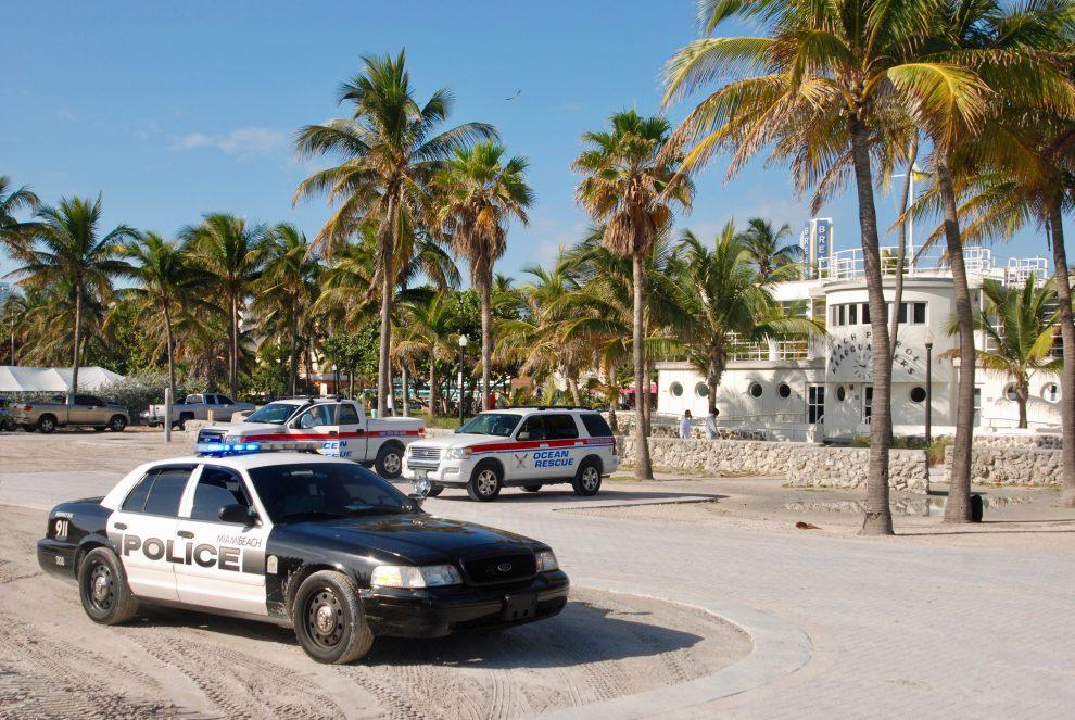 Miami Beach: la centrale operativa dei bagnini