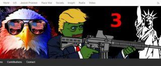 """Usa 2016, neo-nazi e suprematisti escono dall'ombra: """"Trump è una splendida opportunità, vigileremo contro i brogli"""""""