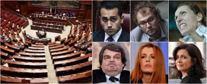 Lotti, Di Maio, Brunetta &c: deputati in missione (incassando la diaria) senza essere impegnati in attività istituzionali
