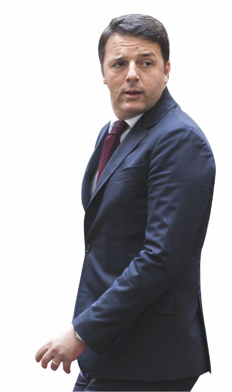 Ogni giorno ha il suo Renzi: il premier fa l'ospite fisso