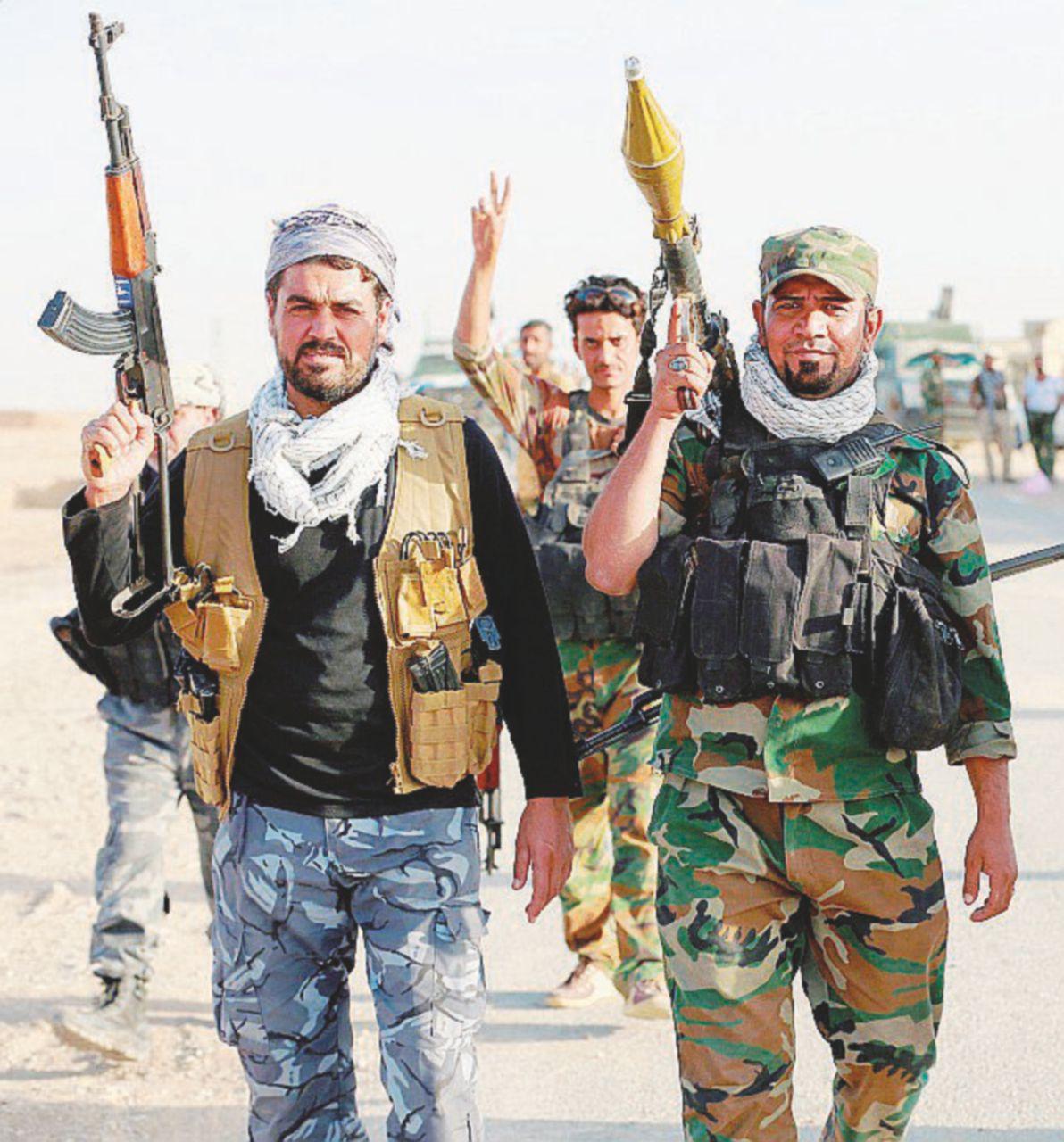 Presa la tv, Mosul ultimo atto
