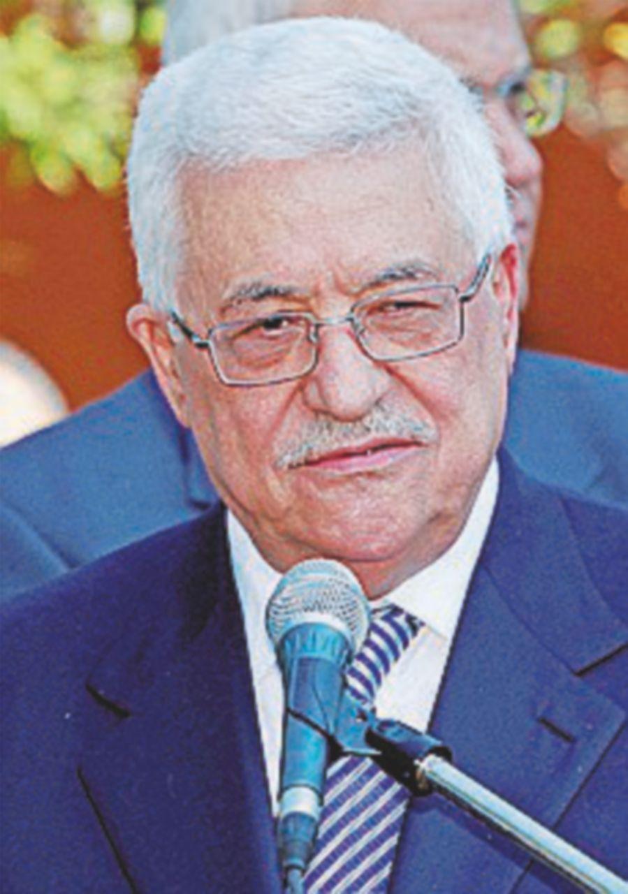 """Abu Mazen ci riprova: """"L'Italia riconosca lo Stato palestinese"""""""