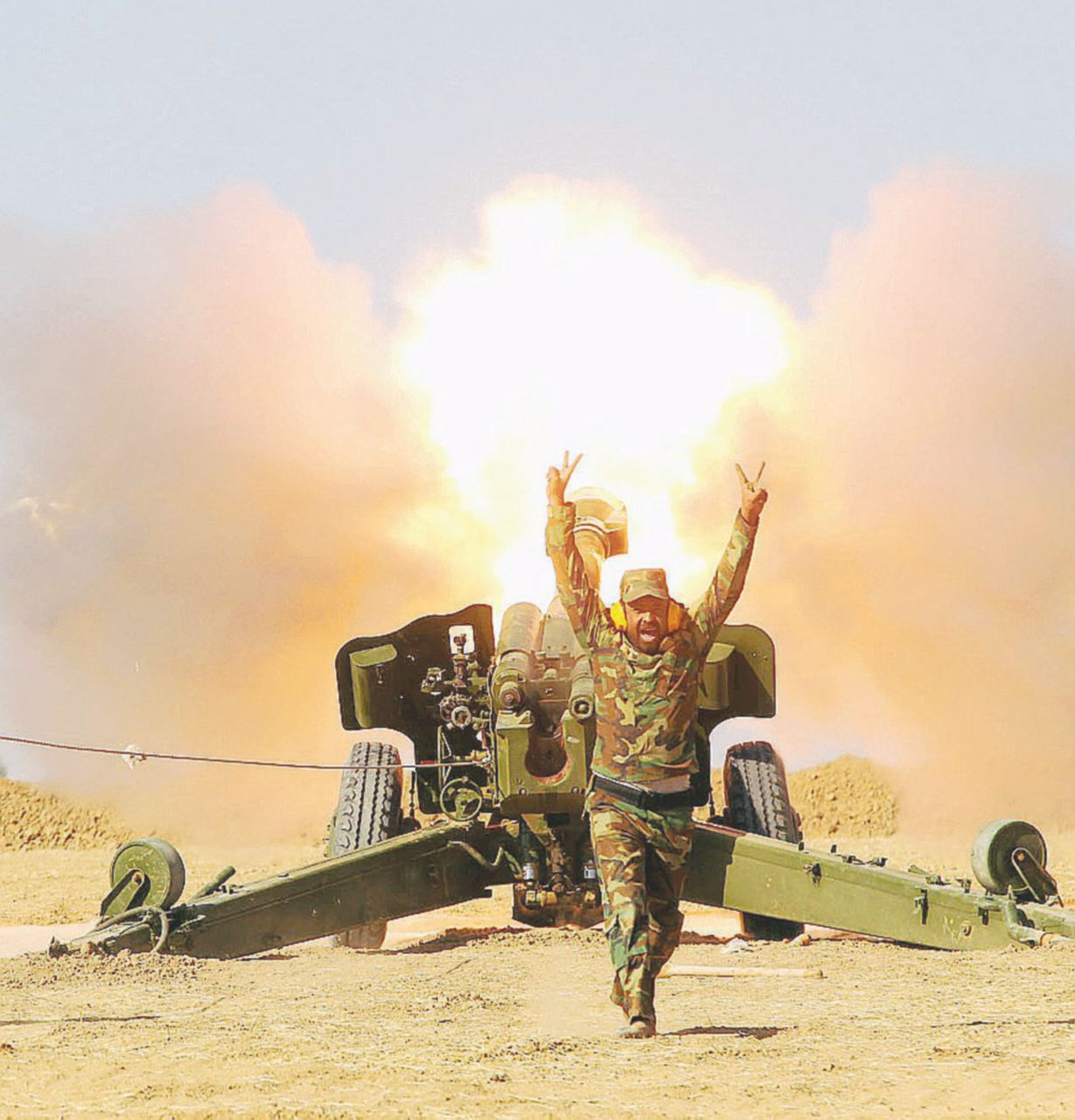 Iraq, anche gli italiani nella battaglia di Mosul