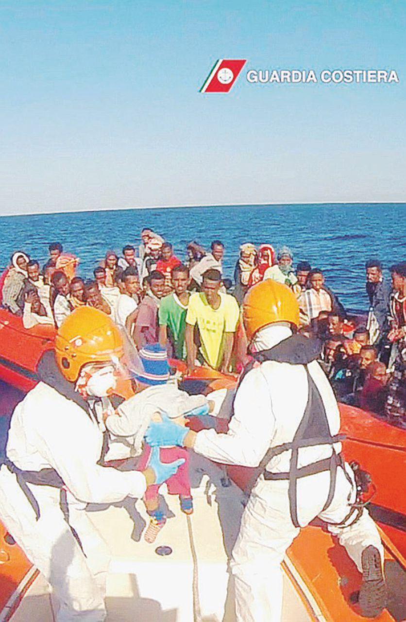 Tomba Mediterraneo: 239 morti