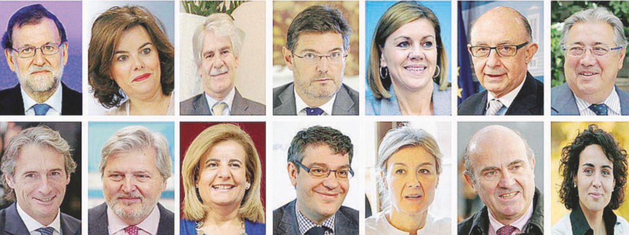 La fenice Rajoy rinasce dalle sue ceneri