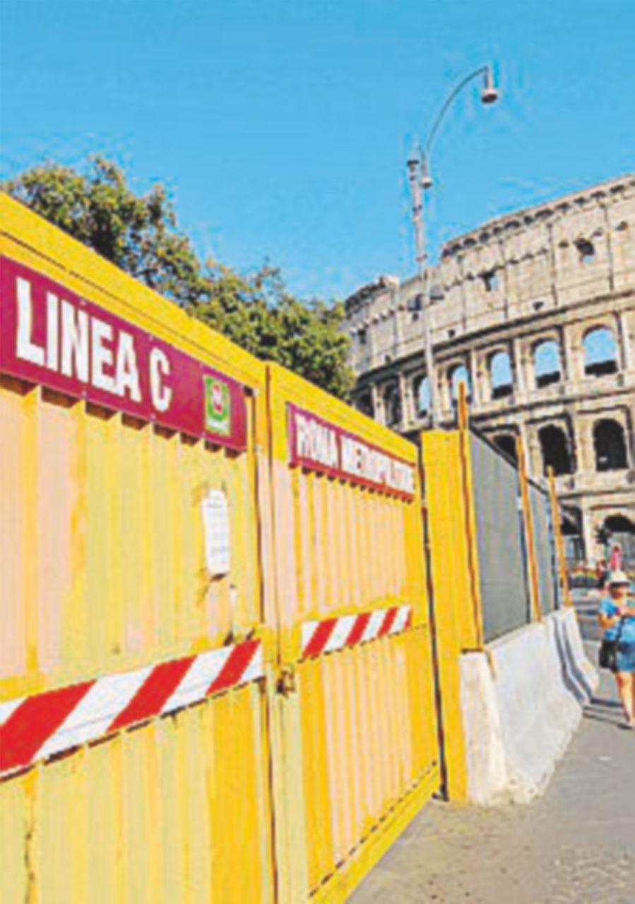 Raggi taglia: via la municipalizzata Roma Metropolitane