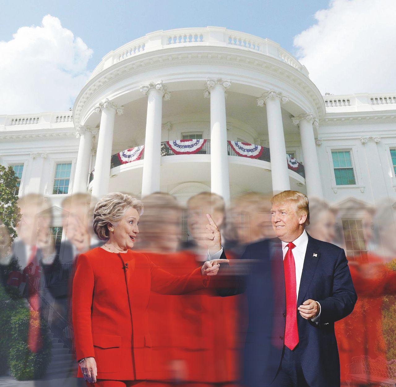 """Il caos felliniano e l'occasione per Donald, """"uomo peggiore"""""""