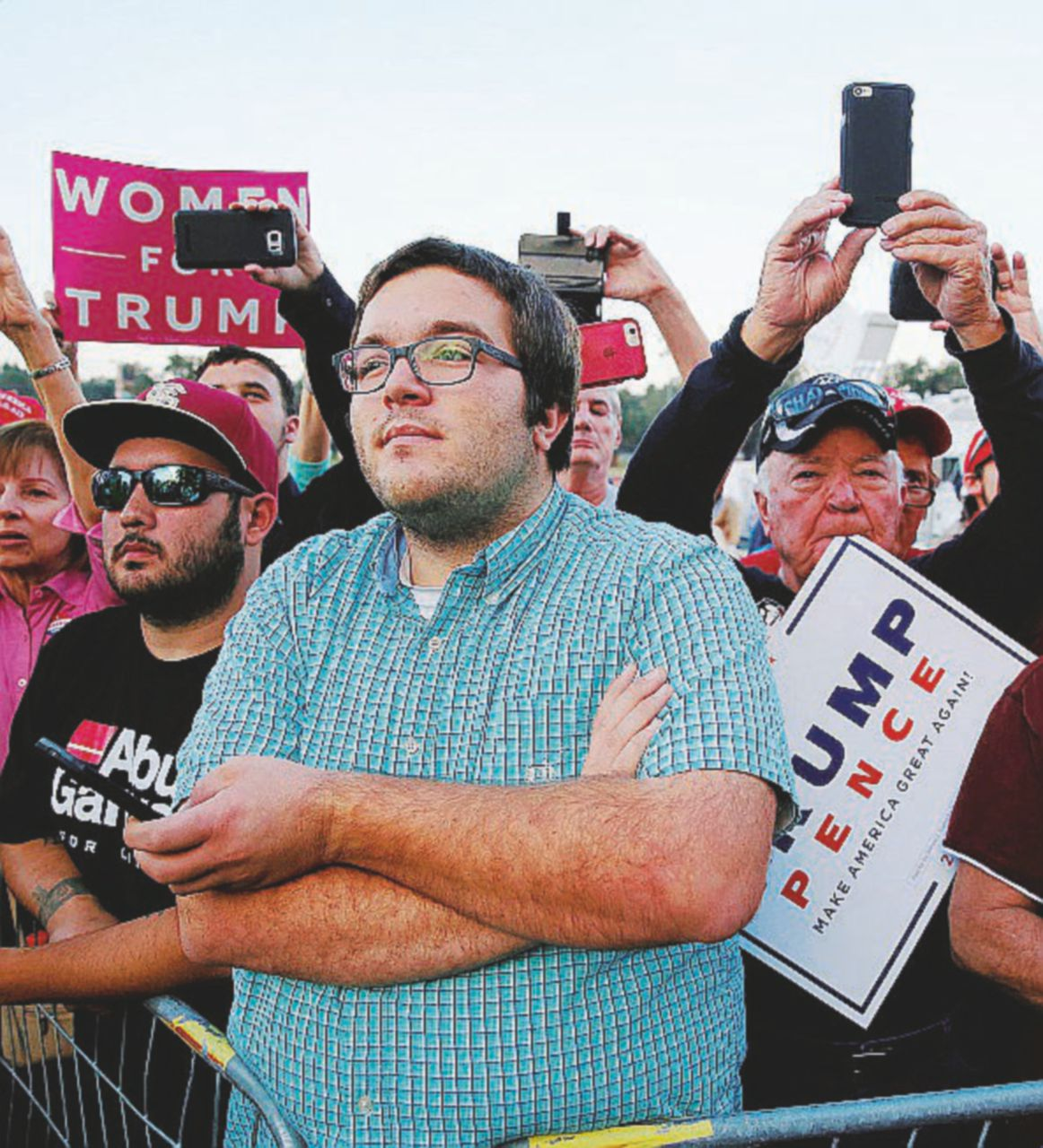 Maschio, bianco, deluso: Donald è il suo profeta