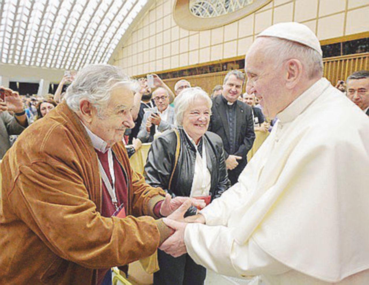 """Il Papa: """"È la bancarotta dell'umanità"""""""