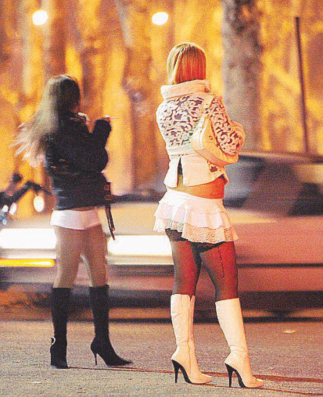 """""""Le prostitute devono pagare le tasse"""""""