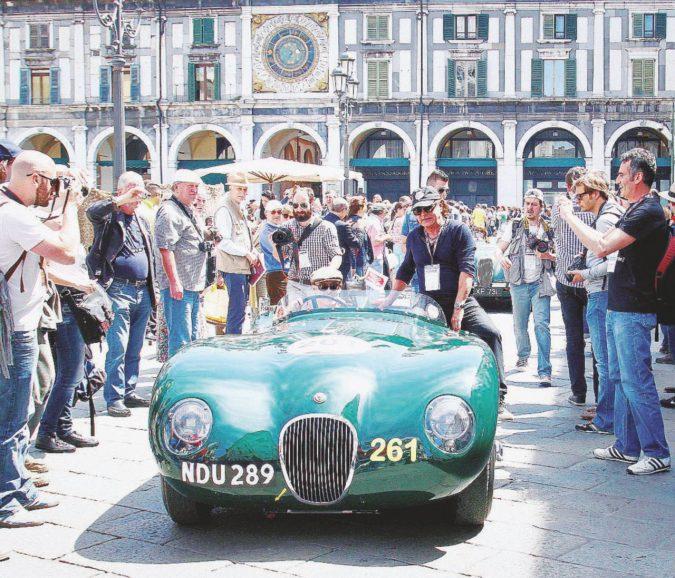 Franceschini non si accorge dello scandalo Aci-Mille Miglia