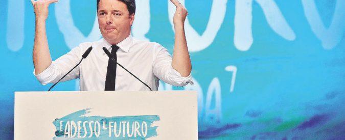 La Leopolda della paura: Renzi evoca l'Apocalisse