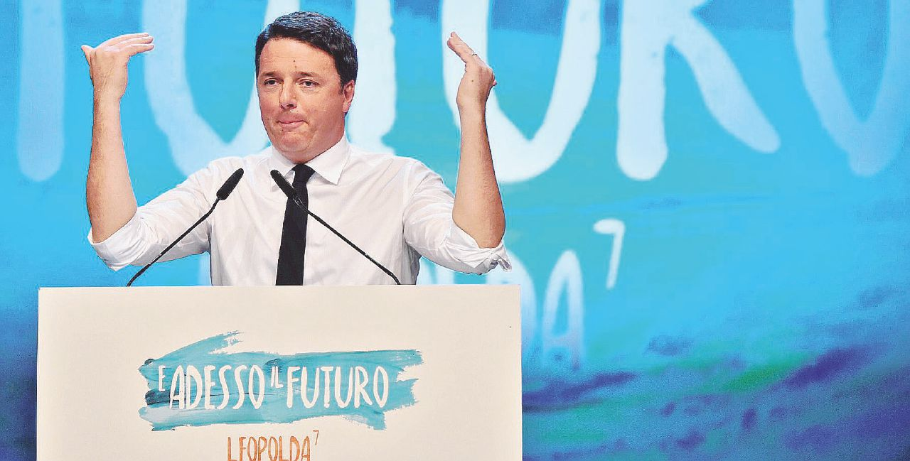 Sul Fatto del 7 novembre – La Leopolda della paura: Renzi evoca l'Apocalisse