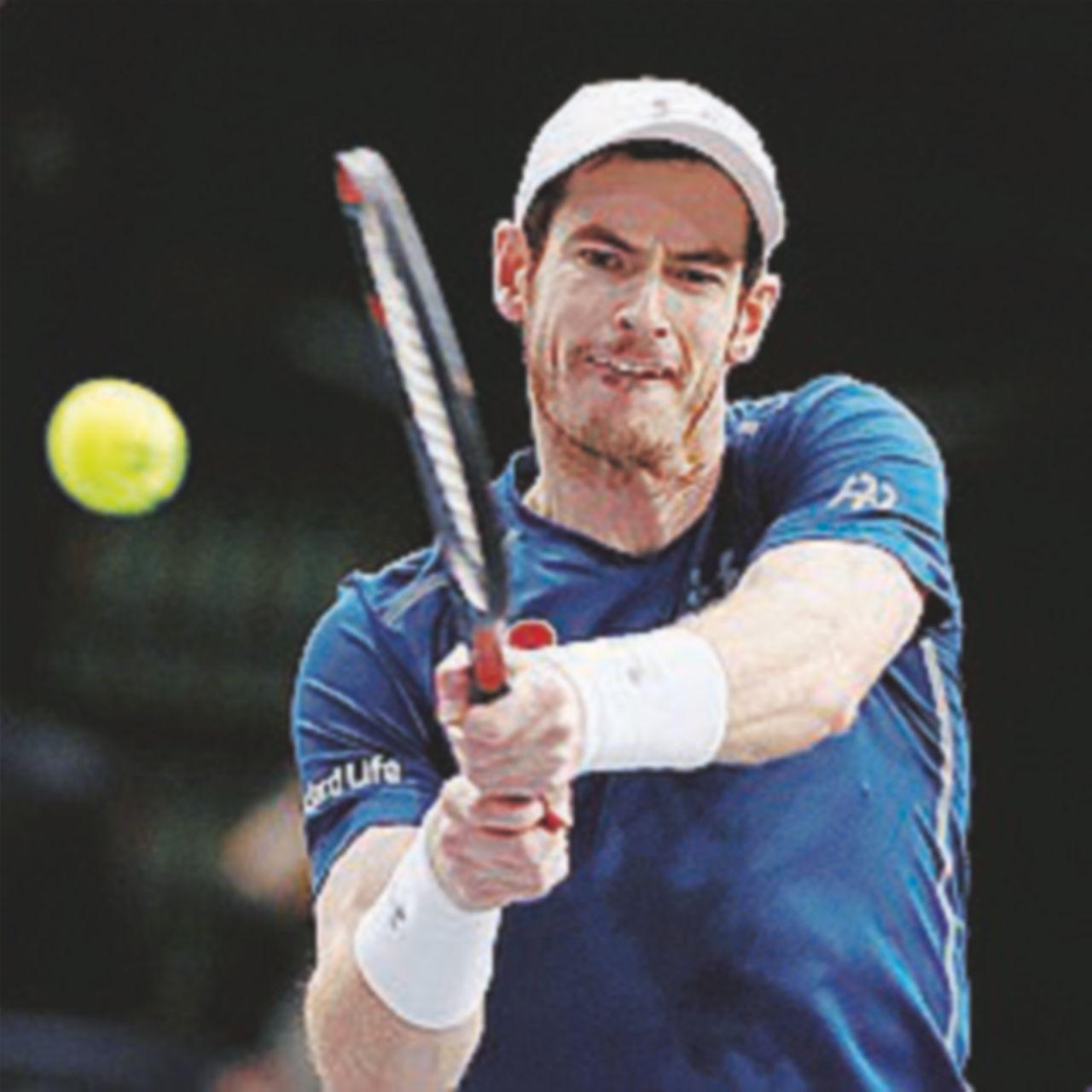 Nati per soffrire: Andy Murray è il numero uno