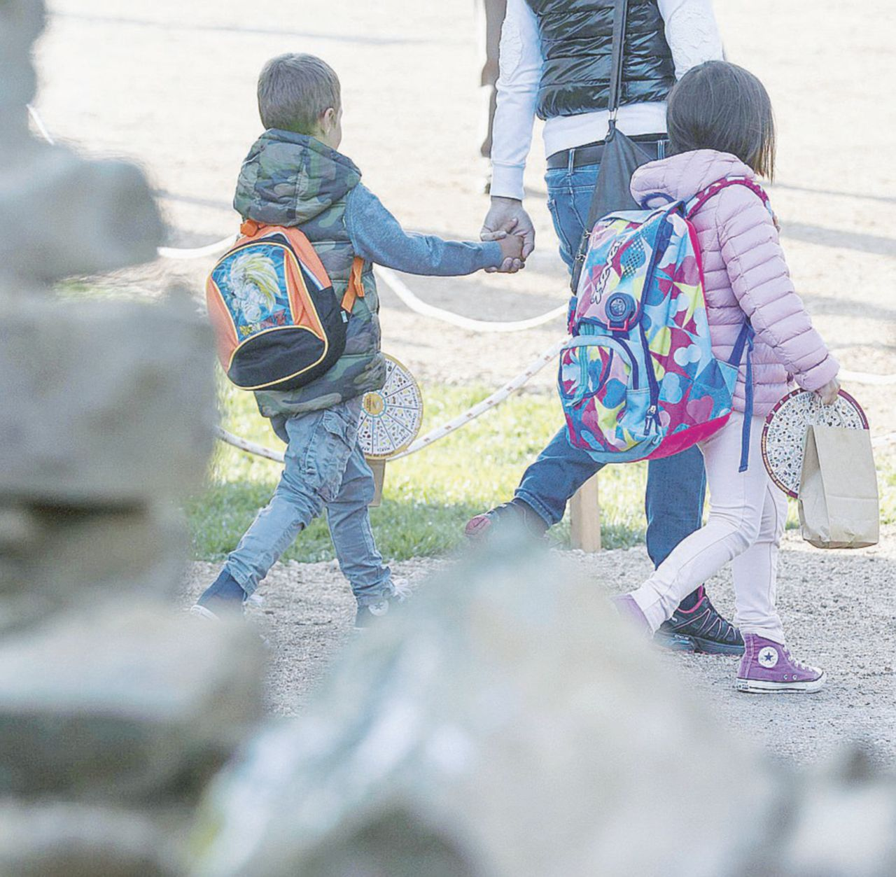 """Rieti, scuole a rischio """"Teniamo a casa i figli"""""""