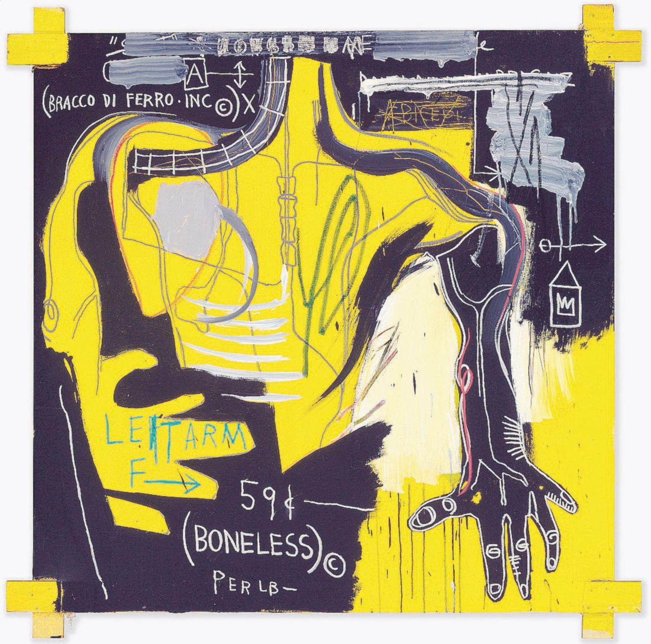 Basquiat, l'uomo che trasformò la strada in arte